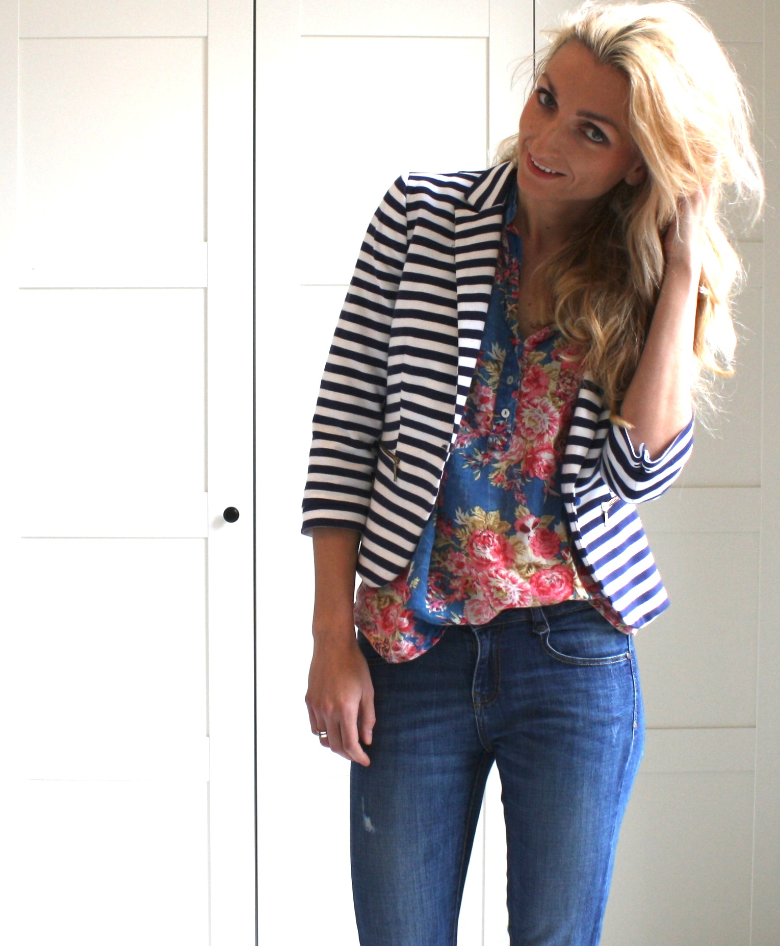 florals & stripes