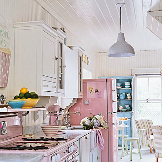 beach-kitchen-pink-coastal-living1