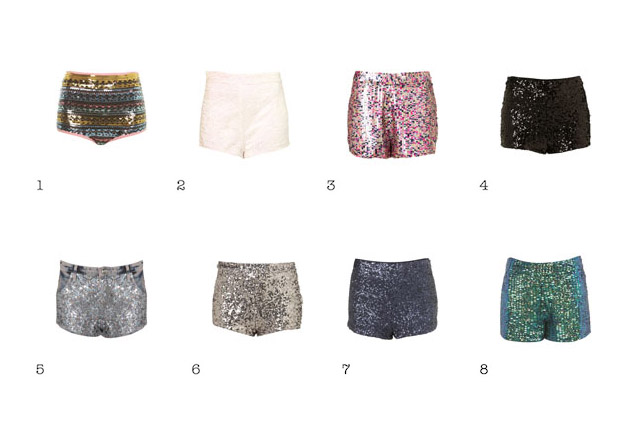 collage-sequin-shorts