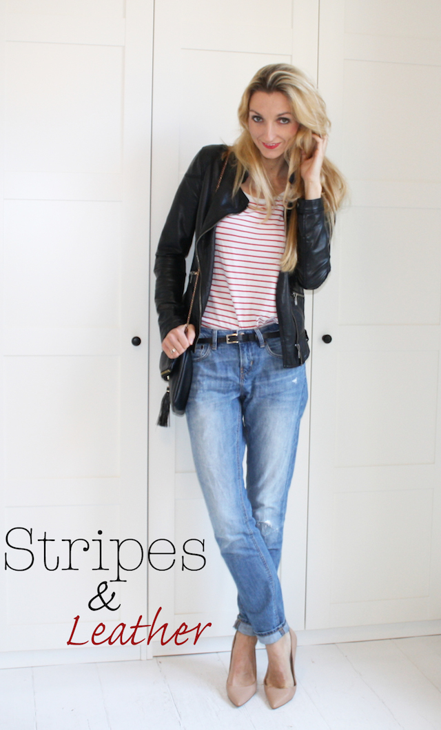 stripes&leather