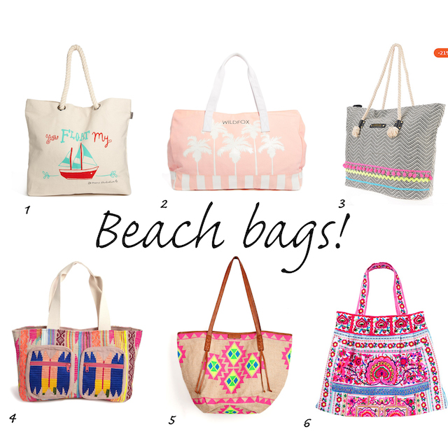 Cool Beach Bags – TrendBags 2017