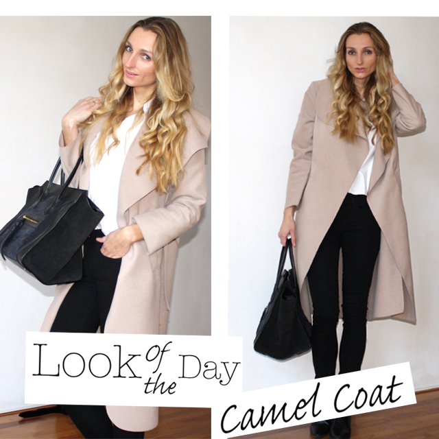 lookofthedaycamelcoat
