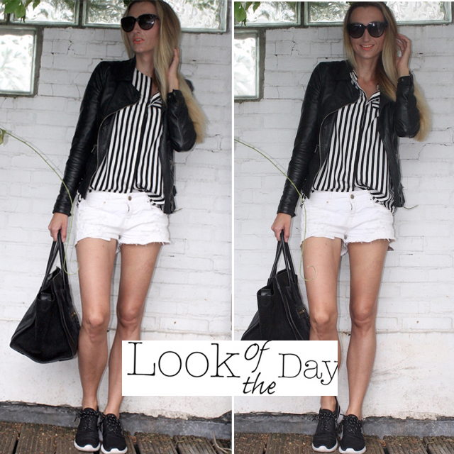 lookofthedaystripes