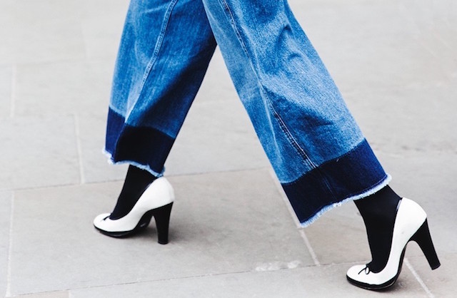 London_Fashion_Week_Fall_Winter_2015-Street_Style-LFW-Collage_Vintage-DyP_Dye_Denim_Culotte--790x527