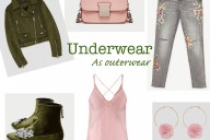 underwear as outerwear